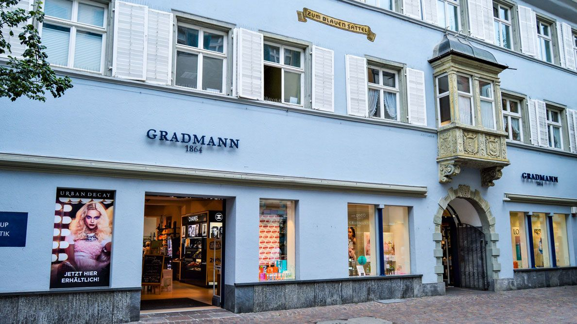 Parf 252 Merie Gradmann 1864 Parfum Pflege Make Up